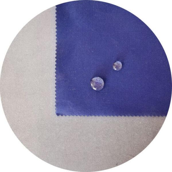 imprägnierter Baumwolle mit Nikwax Cotton Proof 1L